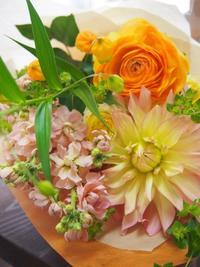 Instagram 自分らしい構成で楽しむ・お気に入りの時間 - ルーシュの花仕事