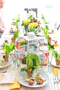 お料理&パーティー講座 自然派イタリアン - Amour Tendre