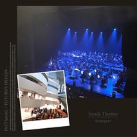 THE MUSIC OF HANS ZIMMER VS JOHN WILLIAMS@サンズシアター - フォトジェニックな日々