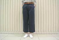 OMNIGOD/Tuck Wide Pants - JUILLET