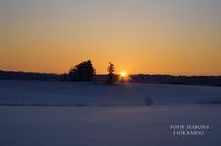 朝色、いろいろ。 - ekkoの --- four seasons --- 北海道