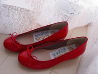 赤い靴に合わせたい♪ - LilyのSweet Style