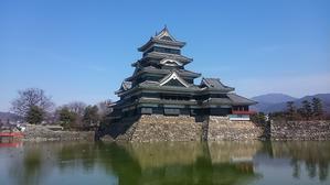 松本城・・・ - ブラウンなトラウト
