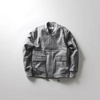 CURLY AVIATOR BLOUSON&TROUSER - Lapel/Blog