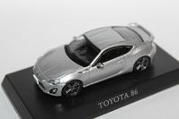 1/64 Kyosho TOYOTA AREA86 Limited 2 TOYOTA 86 - 1/87 SCHUCO & 1/64 KYOSHO ミニカーコレクション byまさーる