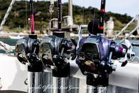 2017,03/10.12 鯛ラバ - 鯛ラバ遊漁船  Miyazaki Offshore Boat Game Marine Frog