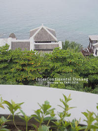 InterContinental Danang Sun Peninsula Resort インターコンチネンタル ダナン サン ペニンシュラ リゾート Vietnam ・Da Nang 2 - Favorite place  - cafe hopping -