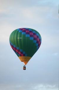 気球がいっぱい その1 - オズをひとさじ