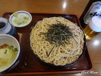 蕎麦処「新ふじ」(池之端) ★★★★ ☆ - B級グルメでいいじゃん!