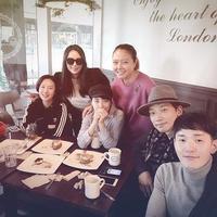 Rain at London Tea レストラン - Rain ピ 韓国★ミーハー★Diary