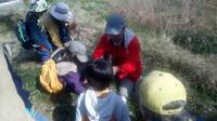 親子で里芋掘りとシイタケのほだ木作り - ZOO CAN DREAM PROJECT 公式ブログ