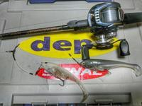 3月11日釣行、ひたすら投げるべし - ハム蔵の石川県バス釣り日記