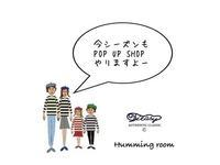 Tieasy AUTHENTIC CLASSIC© POP UP SHOP! - clothing & furniture 『Humming room』