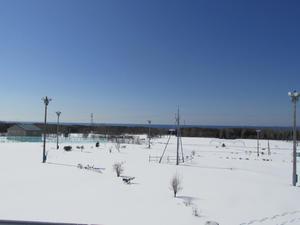 良い天気でした! - 羽幌遊歩のおまけ