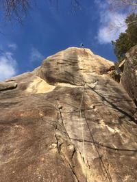 エクセレントパワー(5.13a) - ちゃおべん丸の徒然登攀日記