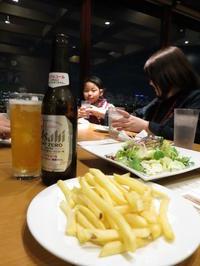 ラ・パウザ アクアシティお台場店   ☆☆☆ - 銀座、築地の食べ歩き