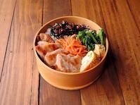 3/13(月)コンソメチキン弁当 - おひとりさまの食卓plus