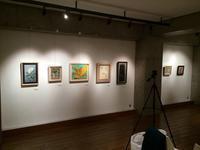 第六回 新鋭作家日本画展 - Artのある暮らし