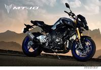 MT-10 - マーチとバイク
