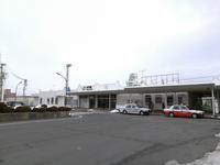 北へ! 行程と水沢駅 @岩手県 - 963-7837