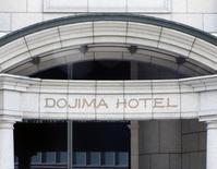 思い出のある堂島ホテル - 日々の写真