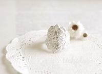 アートクレイシルバーでそれぞれのデザインを形に… - Silver clay Ru*  手軽にできるシルバーアクセサリー