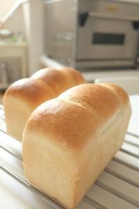 ピキピキクラックのハードトーストが焼けました! - パンとフレブル。