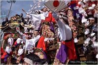 山田の春祭り - muku3のフォトスケッチ