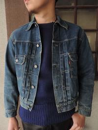 DENIM JACKET - TideMark(タイドマーク) Vintage&ImportClothing