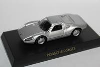 1/64 Kyosho PORSCHE 904 GTS 1964 - 1/87 SCHUCO & 1/64 KYOSHO ミニカーコレクション byまさーる