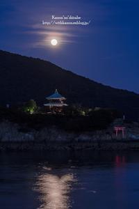 つきがさの月 - *花音の調べ*