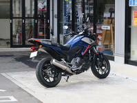 NC750X 「6ヶ月点検(2度目)」 - 風とバイクと俺と。
