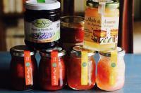 朝食のジャムと蜂蜜 - マドモアゼルジジの感光生活