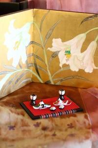 山手西洋館のひな祭り☆彡 - 僕の足跡