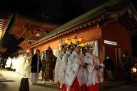 一宮貫前神社 式年遷宮幻想-2 古の儀式  - 風の彩り-2