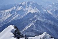 焼岳を望む - 日々是精進也