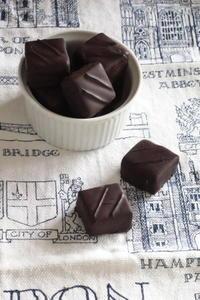 アールグレイのチョコレート - Baking Daily@TM5