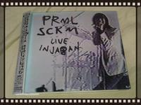 PRIMAL SCREAM / LIVE IN JAPAN - 無駄遣いな日々