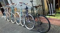 「TOKYOBIKE」、取り扱い開始しました - 大岡山の自転車屋TOMBOCYCLEのblog