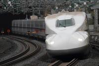 お久しぶりの最寄駅① - 新幹線の写真