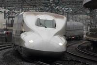 お久しぶりの最寄駅② - 新幹線の写真