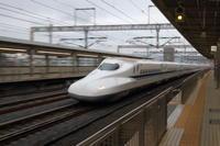 お久しぶりの最寄駅④ - 新幹線の写真