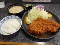 とんかつ大門 檍   ☆☆☆★ - 銀座、築地の食べ歩き