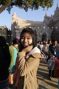 アーナンダ寺院の祭り3 - Myanmar Eye