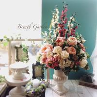 明日、明後日の営業時間の変更 - 花雑貨店 Breath Garden *kiko's  diary*