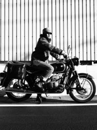 HookAirsmith & BMW R50/2(2017.02.12) - 君はバイクに乗るだろう