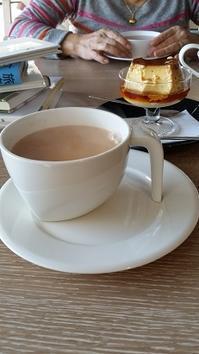 他人に教えたくない素敵なカフェ、 魅惑のプリン! - 牡蠣を煮ていた午後