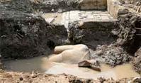 『カイロの貧困地域でラムセス2世の像が見つかる』/ スプートニク - 「つかさ組!」