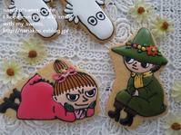 ムーミンのホワイトデー - nanako*sweets-cafe♪