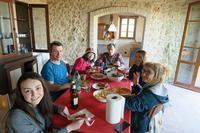 ピザと登山の日曜日、ペルージャ - ペルージャ イタリア語・日本語教師 なおこのブログ - Fotoblog da Perugia